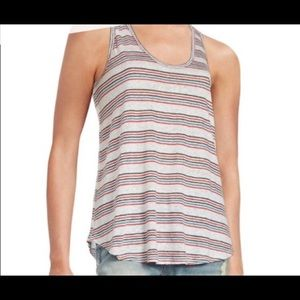 NWT Free People Striped Tank Top Size Medium